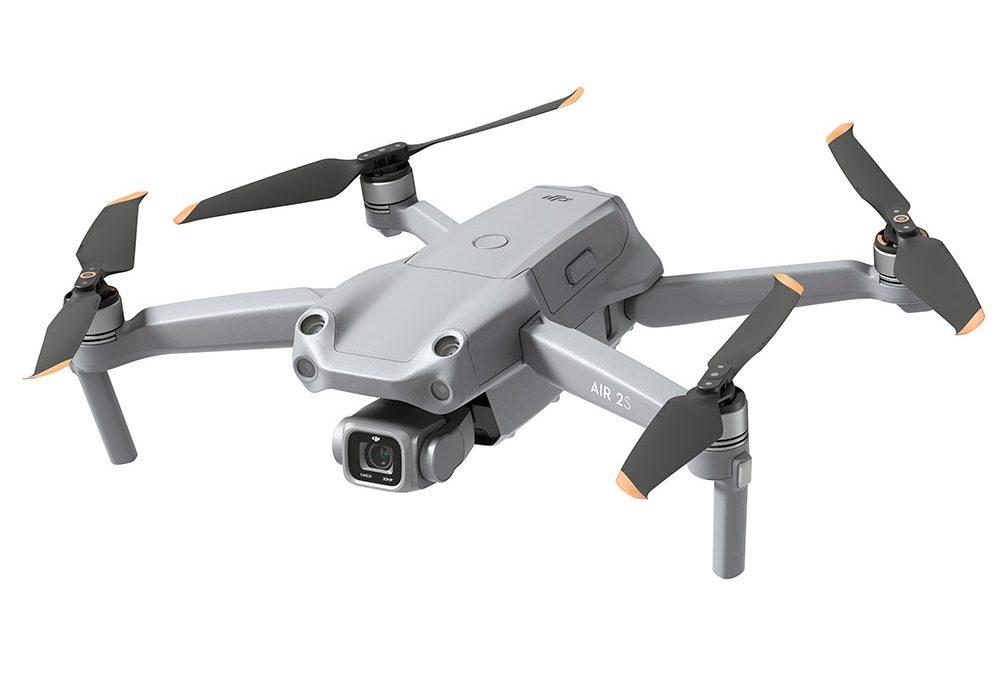 Que vaut le nouveau drone compact Mavic DJI Air 2S ?