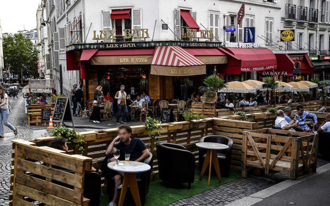 Terrasses éphémères à Paris : quelles sont les règles à respecter ?