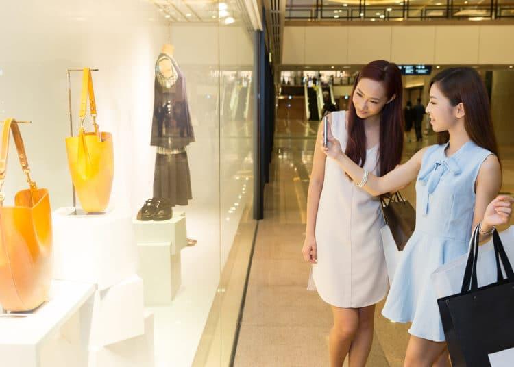 Le marché du luxe chinois