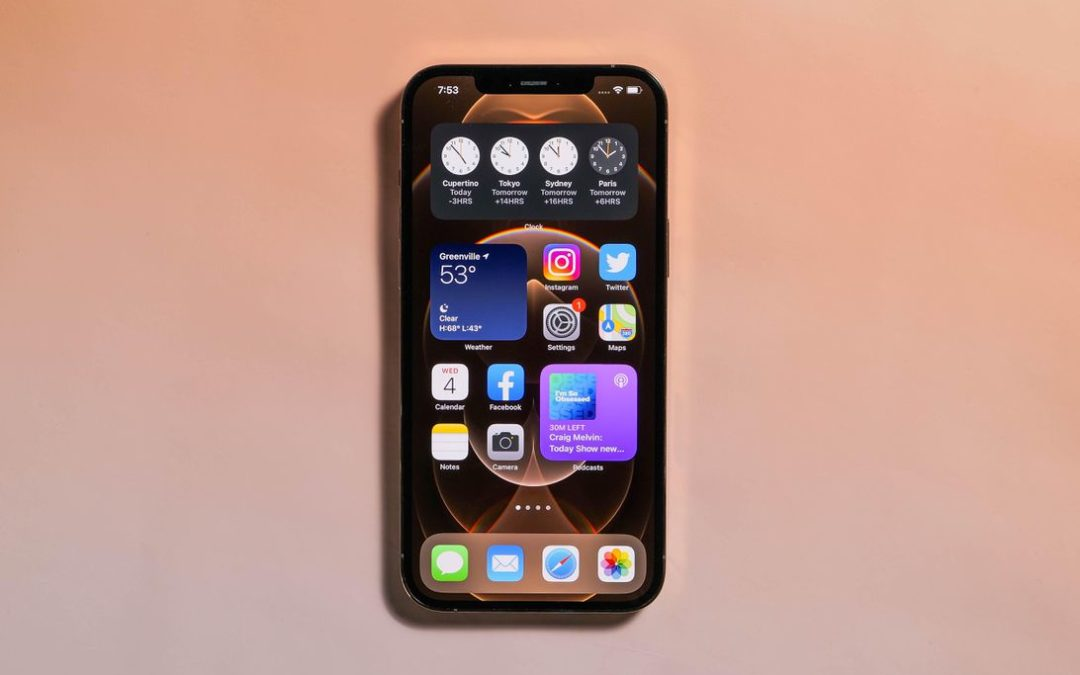 Apple : plusieurs nouveautés pour les iPhone et iPad avec son iOS 15