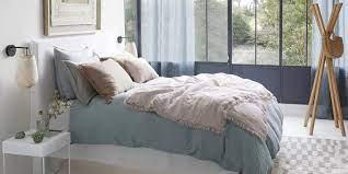 Le lin comme tissu de lit