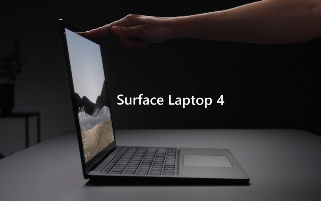 Test du Microsoft Surface Laptop 4 : la splendide stagnation