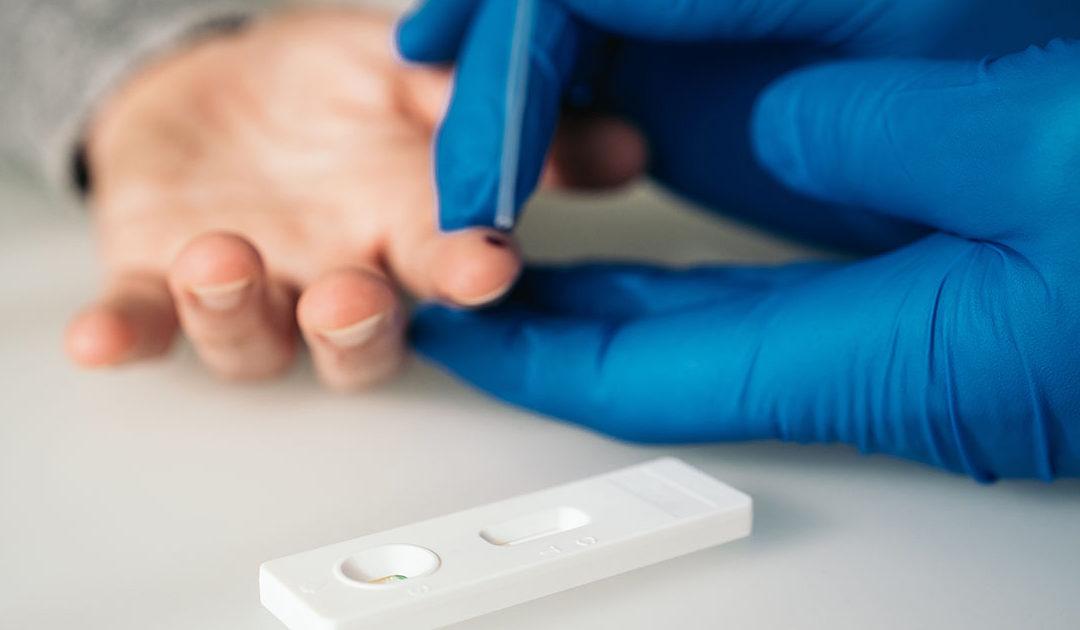 Les démarches pour faire le test sérologique