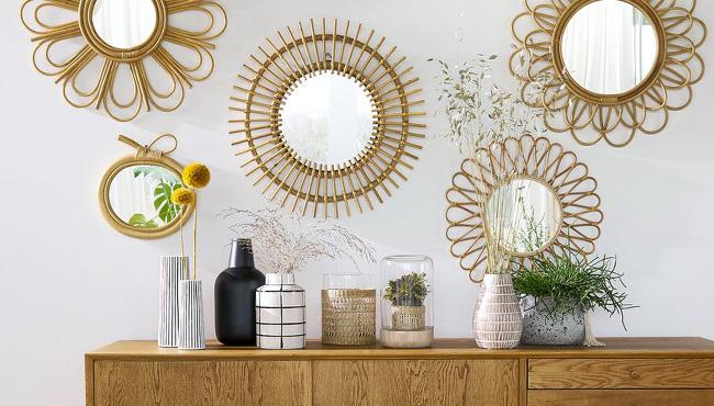 Comment bien utiliser les miroirs dans la décoration