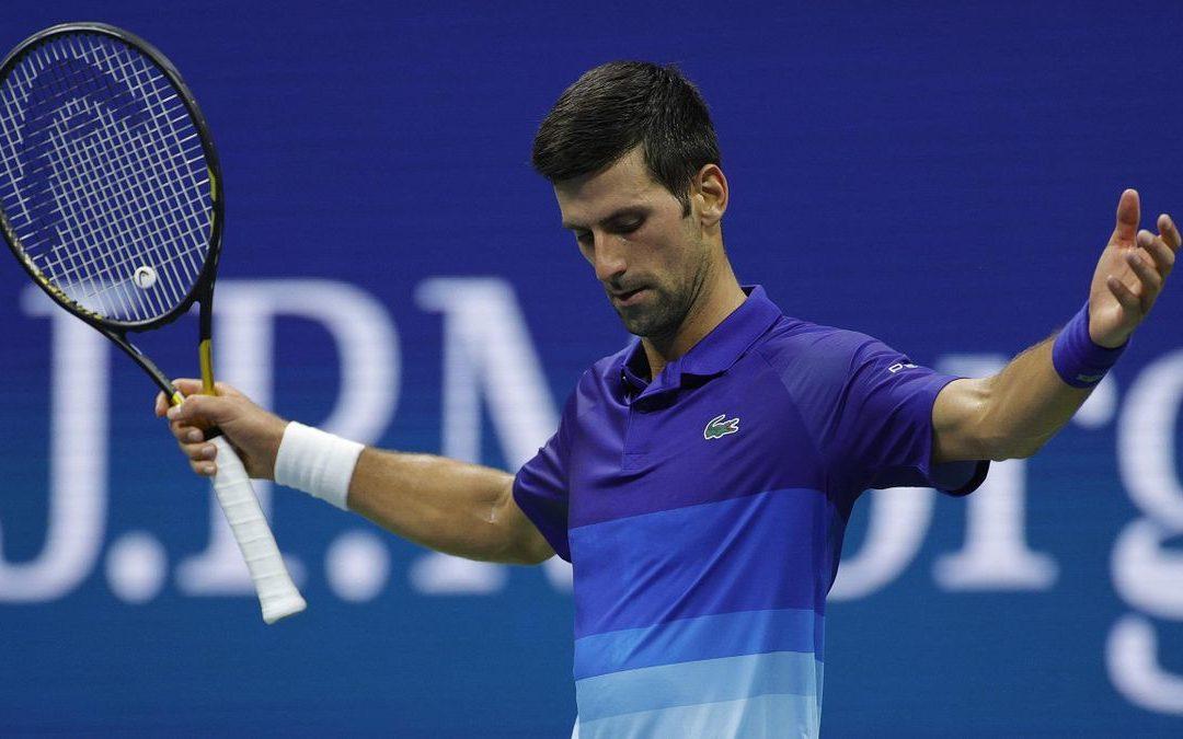 Daniil Medvedev remporte l'US Open et brise les rêves de Novak Djokovic