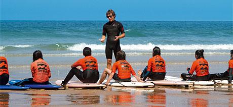 Lier sport et mer : quelles formations pour quels métiers ?